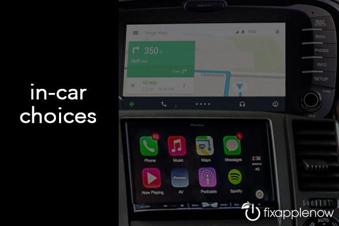 Android-Auto-vs-Apple-CarPlay Android Auto vs. Apple CarPlay