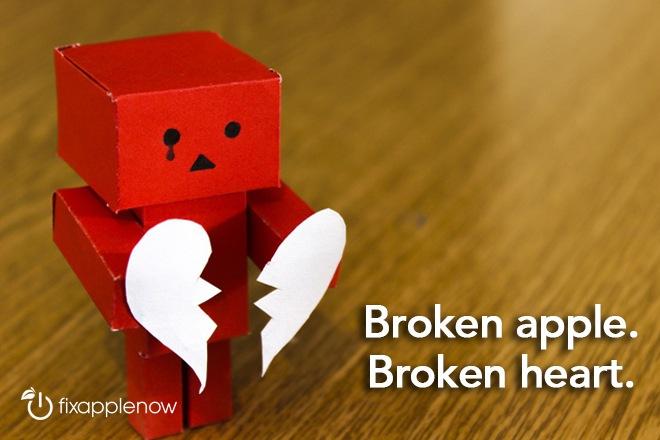 brokenapple-heart-apl Prepping for an Apple Repair