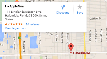 fixapplenowlocations Miami Shores Village, FL - Fix Apple Now store Driving Directions