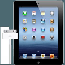 ipad-3-charg-port-repair-black iPad 3 Charging Port Repair