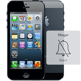 iphone-5-repair-mute iPhone 5 Mute Button Repair