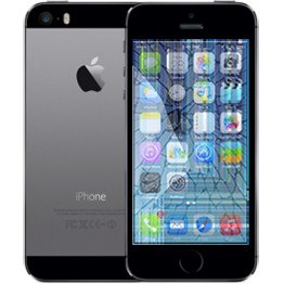 iphone-5s-screen-lcd-repair iPhone 5s Screen + LCD Repair