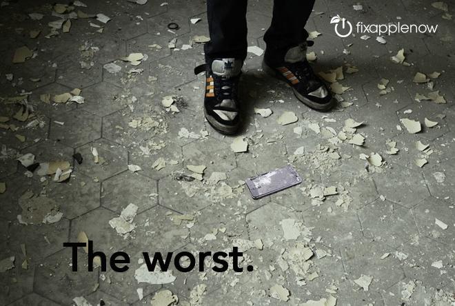 theworst Common Reasons for iPhone Repair